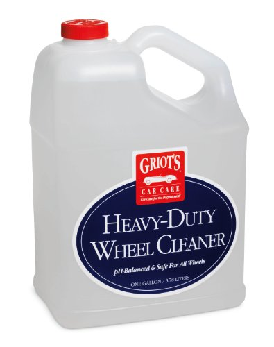 griot s garage 11027 heavy duty wheel cleaner 1 gallon products for automotive. Black Bedroom Furniture Sets. Home Design Ideas