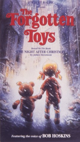 The Forgotten Toys [VHS]