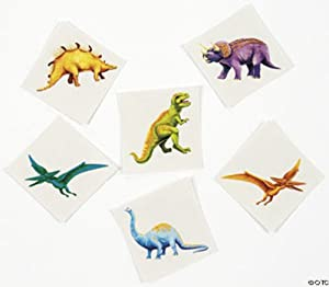 36 Dinosaur Tattoos