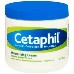 Cetaphil Moisturizing Cream, 20oz