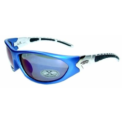 New XLoop SOLO Unisex Sport Wrap Sunglasses UV400 100% Protection