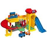 Fisher-Price World of Little People Ramps Around Garageby Fisher-Price