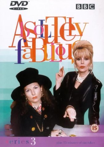 Absolutley Fabulous - Series 3 [DVD] [1992]