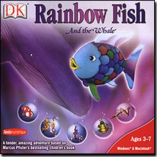 Dorling Kindersley Multimedia (Dk) Rainbow Fish And The Whale Children 9 And Under For Windows For 7-3 front-658190