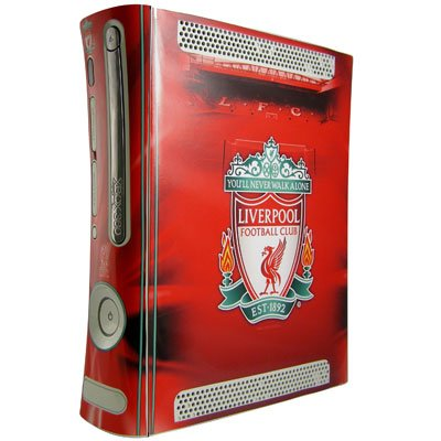 Liverpool F.C. Xbox 360 Skin