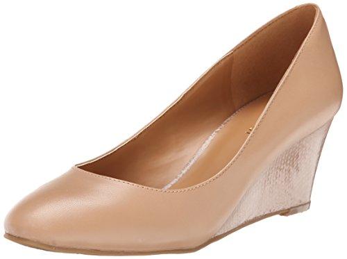 nine-west-ispy-donna-us-10-beige-scarpa-con-la-zeppa