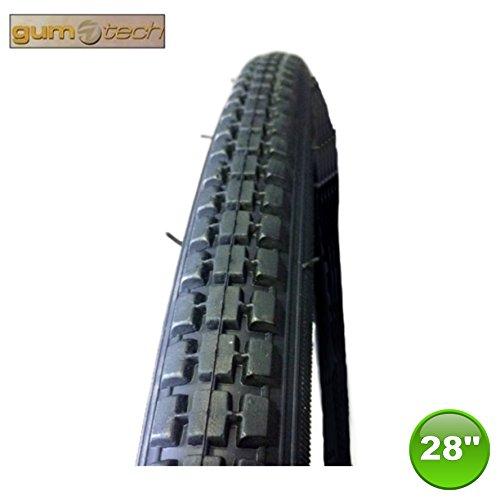 1 x Gum Tech Fahrradmantel Fahrradreifen Decke 28 x 1 1/2 - 40-635 - 01022831