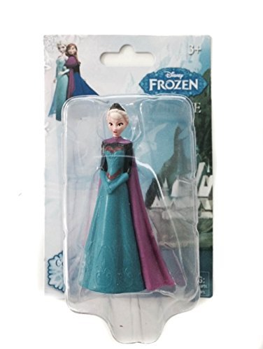 Brand New Disney Frozen Queen Elsa Figurine Cake Topper