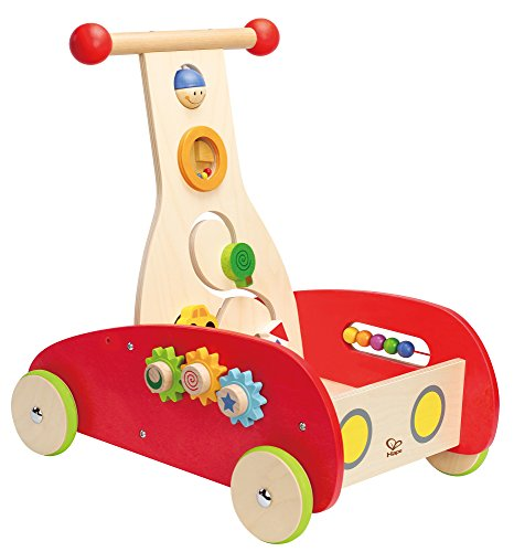 Push And Pull Toys : Hape wonder walker push and pull toy epic kids toys