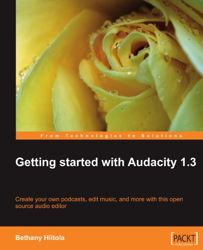 Getting Started with Audacity 1.3 PDF