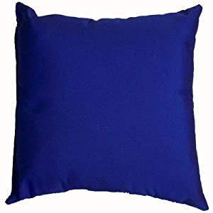 Throw Pillow Royal Blue