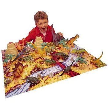 Animal-Planets-Big-Tub-of-Dinosaurs-40-Piece-Set