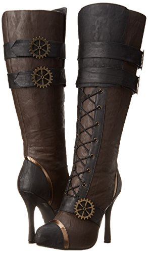 Ellie Shoes Women's 420 Quinley Slouch Boot 6