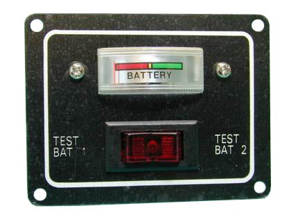 12v Electrical Caravan & Boat Battery Test Indicator