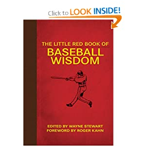 The Little Red Book of Baseball Wisdom (Little Red Books) book downloads