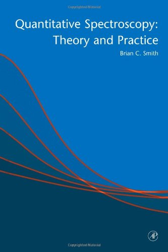 Quantitative Spectroscopy: Theory And Practice