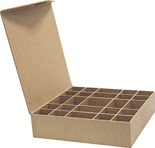 decopatch-scatola-in-cartapesta-con-25-scomparti-per-anelli-bottoni-e-gioielli-colore-marrone
