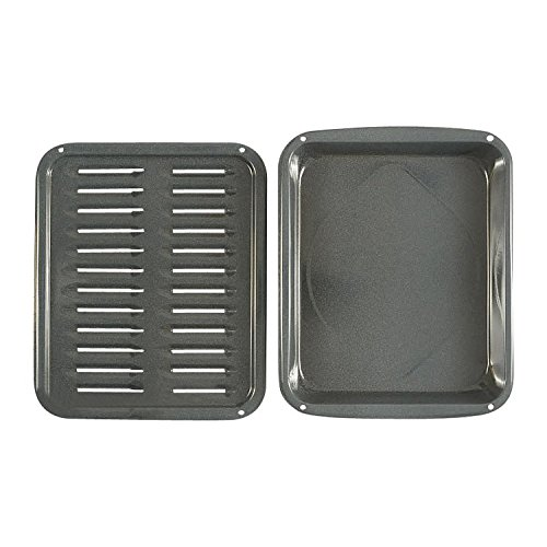 5304442087 Frigidaire Wall Oven Broiler Pan and Inser (Frigidaire Oven Broiler compare prices)