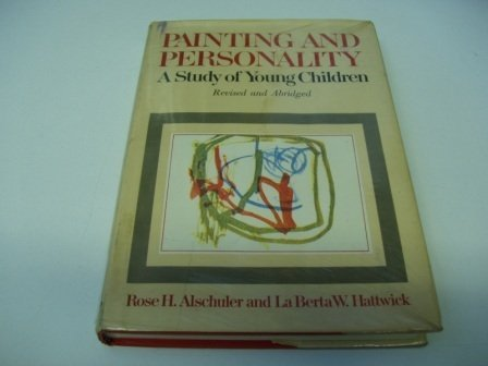 Painting and Personality: A Study of Young Children
