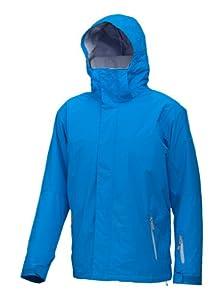 Quiksilver Men's NEXT MISSION PLAIN INS JKT-Next Mission Plain INS Snow Jackets - Blue, Medium