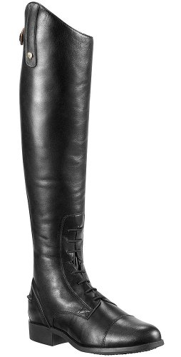 Ariat Ariat Heritage Contour Field Boot - Ladies - Size:7 Tall Slim Color:Black