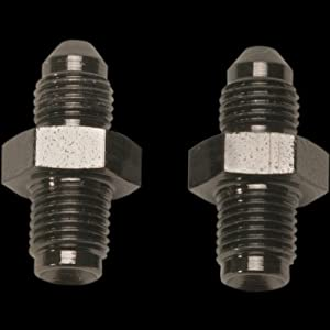 """Russell 3/8"""" 24 Inverted Flare 3 Male Adapter Fitting - --/--"""