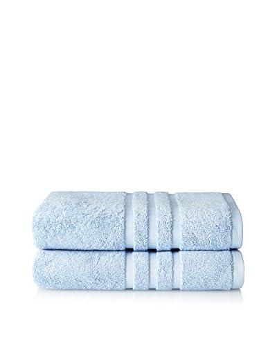 Chortex Irvington 2-Piece Bath Sheet Set, Cloud