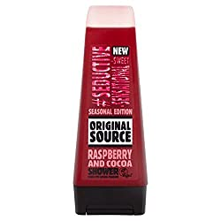 Original Source - Natural Fragrance Shower Gel - 250 ML (Raspberry & Cocoa)