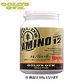 GOLD'S GYM ゴールドジム アミノ12パウダー F4350 500g