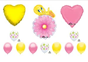 Tweety Bird Birthday Party Shower Balloons Decorations Supplies