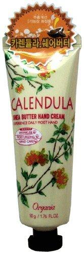 オーガニア CDハンドクリーム(Calendula Shea Butter) カレンドゥラ シアバター
