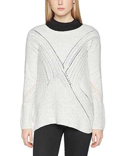 Guess Pullover Ls Patchwork Sweater
