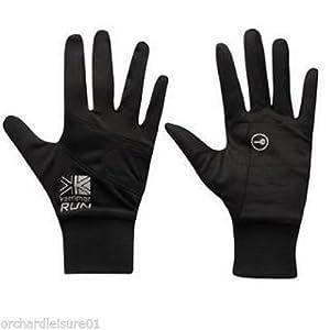 Karrimor Running Gloves Black Small