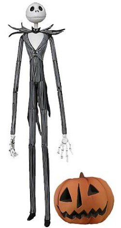 Nightmare Before Christmas 24inch Jack Skellington action figure