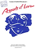 img - for Aspects Of Love Vocal Selections book / textbook / text book