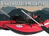 Outcast Fish Cat Streamer XL-IR