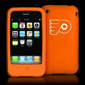Tribeca Philadelphia Flyers Iphone 3g / 3gs Silicone Case