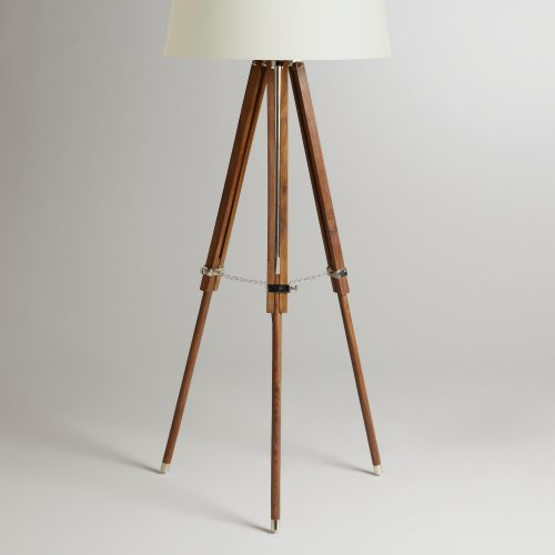 Telescope Floor Lamp Base - World Market