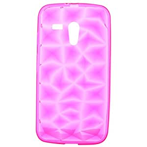 Generic Motorola Moto G Diamond Case Cover (Pink)