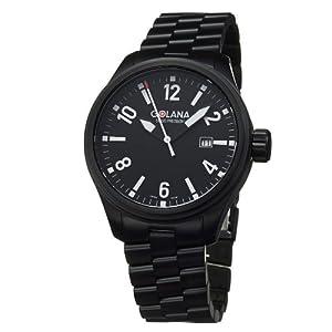 Golana Swiss Men's TE110-2 Terra Stainless Steel Sport Watch