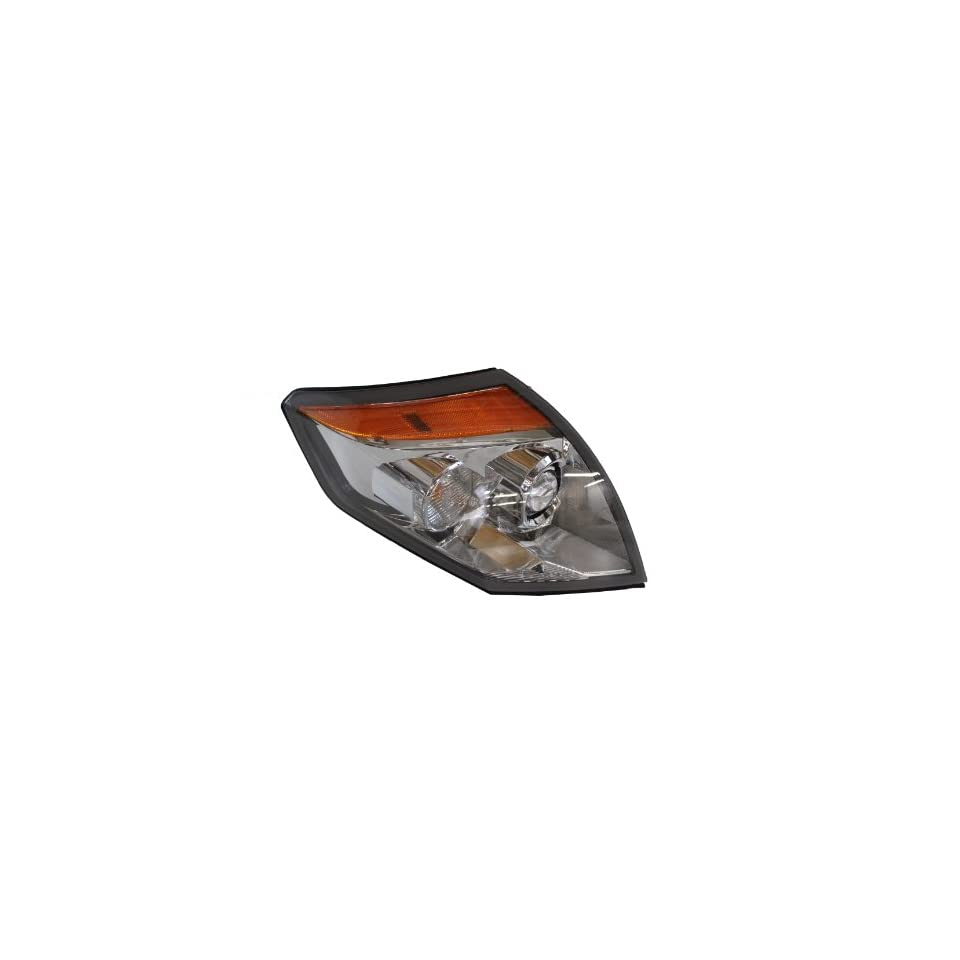 Genuine Cadillac XLR Driver Side Headlight Assembly Composite (Partslink Number GM2502316) Automotive