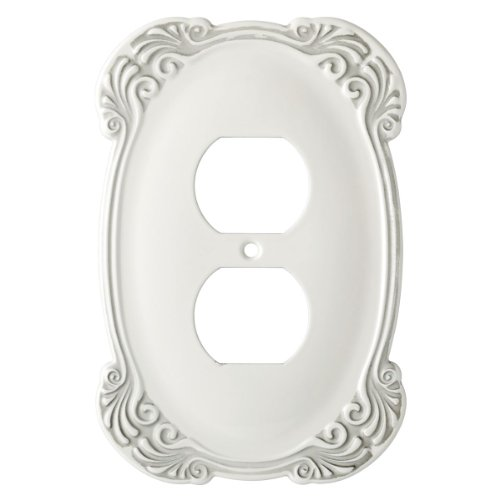 Brainerd 144394 Arboresque Single Duplex Wall Plate / Switch Plate / Cover