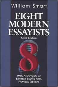 eight modern essayists william smart