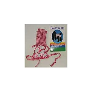 TopDawg Pet Supply Fp Fancy Pants Red Small