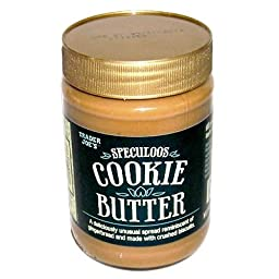 Trader Joe\'s Speculoos Cookie Butter