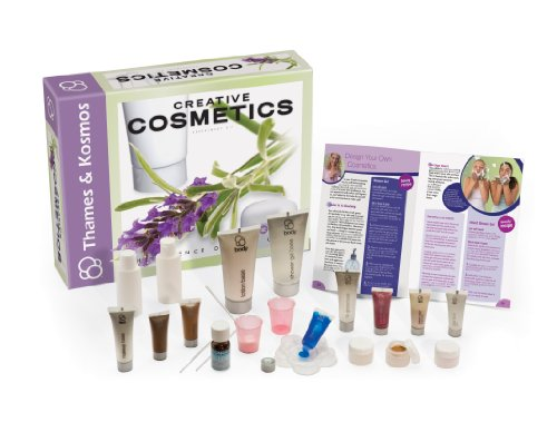 Thames & Kosmos Sophisticated Science Creative Cosmetics