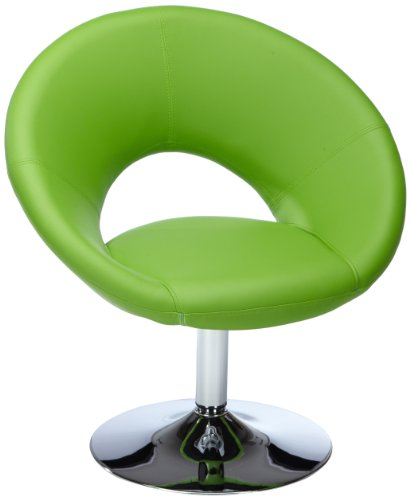Amstyle Malta Loungesessel - Relaxsessel Leder Optik, grün thumbnail