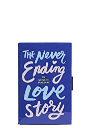 Kate Spade Wedding Belles Emanuelle Book Clutch in Never Ending Love Story