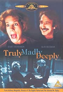 Truly Madly Deeply [DVD] [1991]