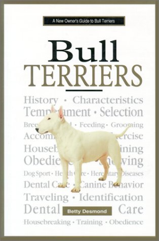 A New Owner's Guide to Bull Terriers